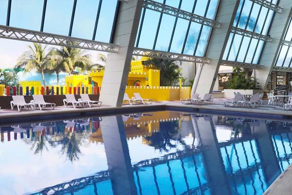 All Inclusive Crown Paradise Cancun Beach Resort